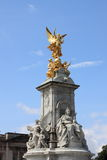 Victoria Monument in London Stock Photo
