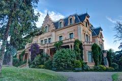 Victoria Ocampo manor Royalty Free Stock Photography