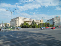 Victoria Palace in Bucharest, Romania. Royalty Free Stock Image