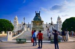 Victoria palace complex!!. Kolkata in India Stock Image
