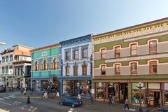 Victoria Paper Box-Gebäude Stockfoto