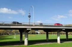 Victoria Park à Auckland Nouvelle-Zélande Image stock