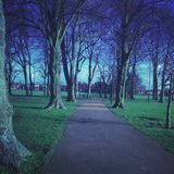 Victoria Park Images libres de droits