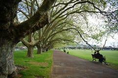 Victoria Park Stock Foto's