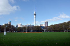 Victoria Park in Auckland New Zealand Stock Photo
