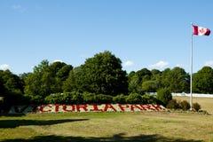 Victoria Park - Charlottetown - Canada. Victoria Park in Charlottetown - Canada Stock Photography