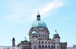 Victoria parliament Royalty Free Stock Images