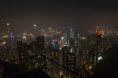 Victoria Peak Photo stock