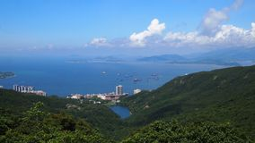 Victoria Peak Royalty Free Stock Photo