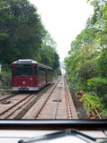 Victoria Peak Tram Royalty Free Stock Image
