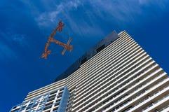 Victoria Point, MICM construção de Real Estate nas zonas das docas imagem de stock royalty free