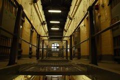 Victoria prison. A snapshot in victoria prison stock photos