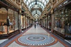 Victoria Quarter, Leeds immagini stock libere da diritti