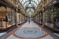 Victoria Quarter, Leeds Royalty Free Stock Images