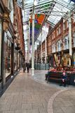 Victoria Quarter, Leeds Royalty Free Stock Photos
