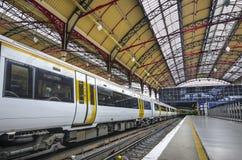 Victoria Railway Station, London Stock Photo