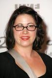Victoria Rocchi, das bei 2 ankommt, ist freie Ansammlung des Frühlings-2006. Paramount-Studios, Hollywood, CA 10-15-05 Stockfotografie
