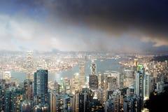 Victoria's Peak Stock Photos