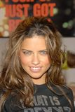 Victoria's Secret, Adriana Lima Stockfoto