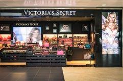 Victoria's Secret almacena Foto de archivo libre de regalías