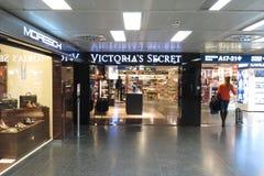 Victoria s Secret brand store Stock Image