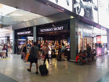 Victoria's Secret brand store in Rome Royalty Free Stock Images