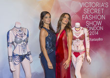 Victoria's Secret-de Fantasiebustehouder van Droomengelen Royalty-vrije Stock Foto's