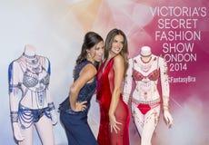 Victoria's Secret-de Fantasiebustehouder van Droomengelen Stock Afbeeldingen