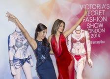 Victoria's Secret-de Fantasiebustehouder van Droomengelen Royalty-vrije Stock Afbeeldingen