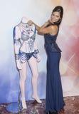 Victoria's Secret-de Fantasiebustehouder van Droomengelen Royalty-vrije Stock Fotografie