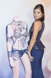 Victoria's Secret-de Fantasiebustehouder van Droomengelen Royalty-vrije Stock Afbeelding