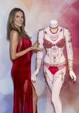 Victoria's Secret Dream Angels Fantasy Bra Stock Image