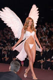Victoria's Secret, Heidi Klum Στοκ εικόνες με δικαίωμα ελεύθερης χρήσης