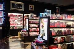 Victoria's Secret immagazzina l'interno Fotografia Stock