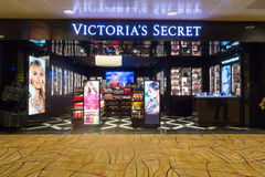 Victoria's Secret outlet Stock Image