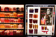 Victoria's Secret store Stock Images