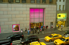Victoria's Secret Storefront Stock Image