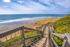 Victorias Surf Coast Stock Photo