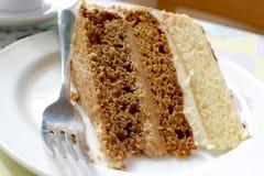 Victoria Sandwich Cake Images libres de droits
