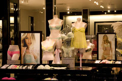 Victoria secret store Stock Photography