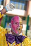 """VICTORIA, SEYCHELLEN-†""""am 26. April 2014: Clown von Mauritius ist stockbild"""