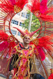 VICTORIA, SEYCHELLES � April 26, 2014:  at the Carnival Intern Stock Image