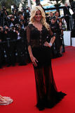 Victoria Silvstedt. Attends the 'Carol' Premiere during the 68th annual Cannes Film Festival on May 17, 2015 in Cannes, France Royalty Free Stock Image