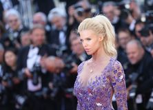 Victoria Silvstedt attends the screening Stock Images