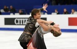 Victoria SINITSINA / Ruslan ZHIGANSHIN (RUS) Royalty Free Stock Photos