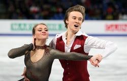 Victoria SINITSINA / Ruslan ZHIGANSHIN (RUS) Stock Images