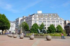 Victoria Square, Birmingham. Stock Images