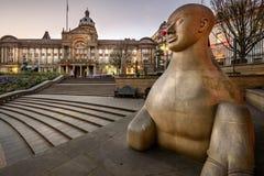 Victoria Square, Birmingham, UK Royalty Free Stock Photography