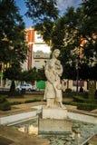 Victoria Square, Málaga Fotos de archivo libres de regalías