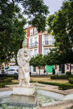 Victoria Square, Málaga Imágenes de archivo libres de regalías
